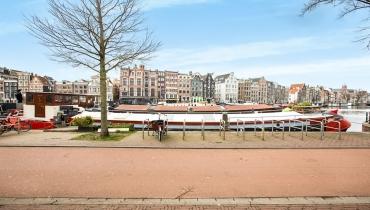 Woonboot, Amstel 7 Amsterdam