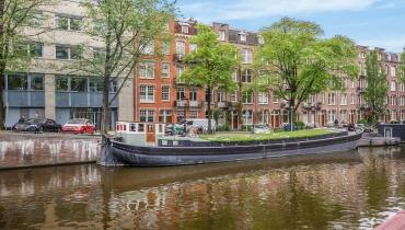 Woonboot, Nieuwe Prinsengracht 26 Amsterdam